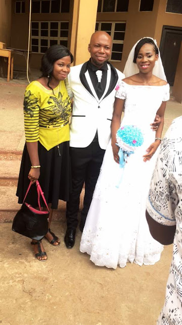 Fupre Lecturer weds a Fupre student
