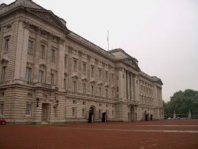 Courtyard, Buckingham Palace