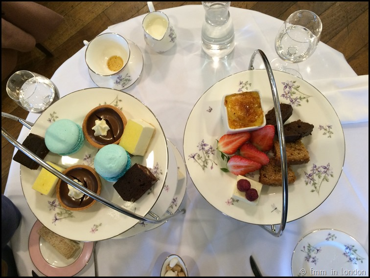 Afternoon Tea at Richmond Hill Hotel