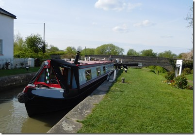 19 stoke hammond lock