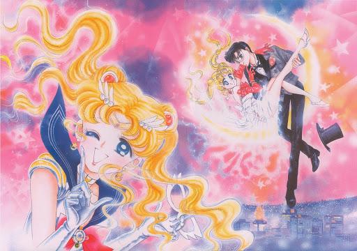 Y entonces... ¡llegó Sailor Moon!