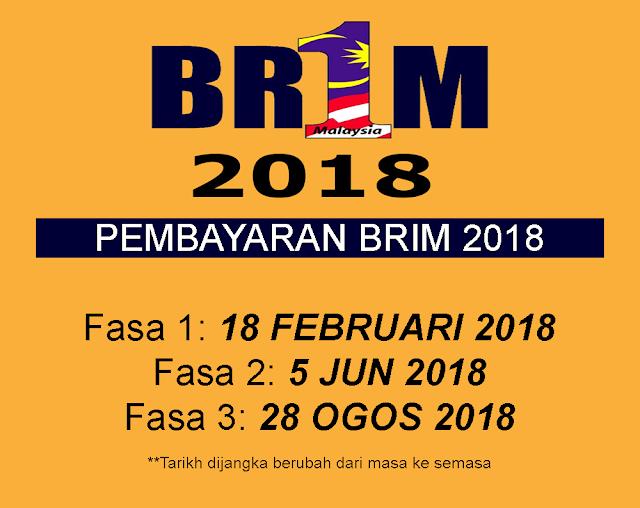 BR1M terbukti bantu ekonomi dalam negara