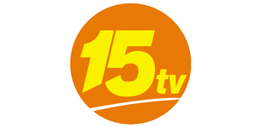 Logo 15TV Sabinas