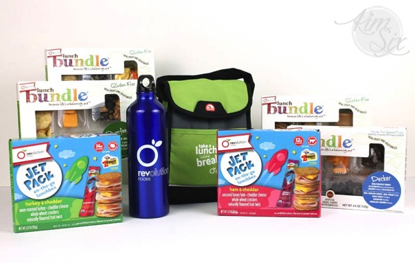 Revolution foods kids lunches