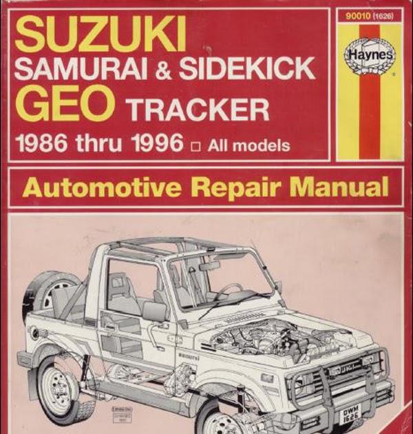 Wiring Diagram Suzuki Jimny
