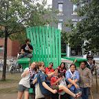 Experiencia urbana en Montreal