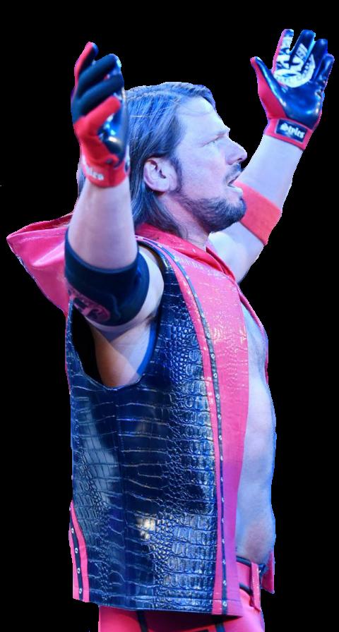 wrestling renders backgrounds aj