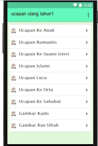 Ucapan Ulang Tahun Apk Download Apkpure Co