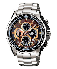 Casio Edifice : EF-343D-7AV