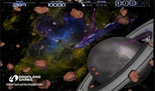 لعبة Dark Matter للكمبيوتر