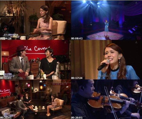 "[TV-Variety] May J. – The Covers ""May J."" (NHK BS Premium 2016.02.08)"