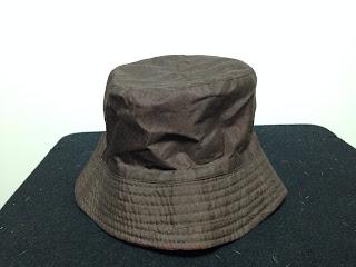 ダイソーの帽子