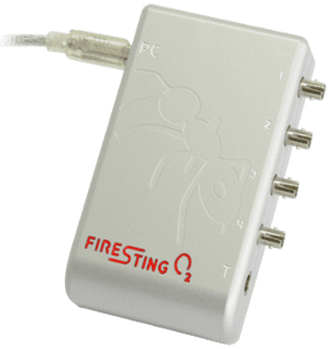 Firesting酸素モニター