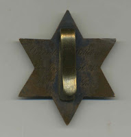 Reverse of the Maharajpoor Star
