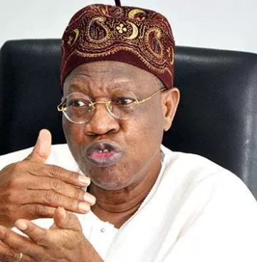 ''It is unfair to say anyone that joined APC from PDP is a looter'' Lai Mohammed