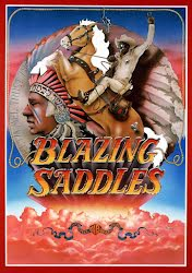 Sillas de montar calientes - Blazing Saddles (1974)