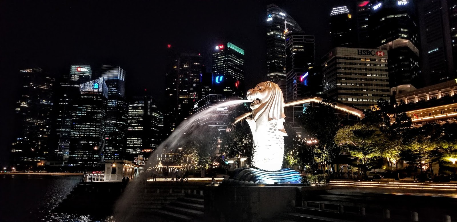 Free Night Show At Gardens By The Bay In Singapore