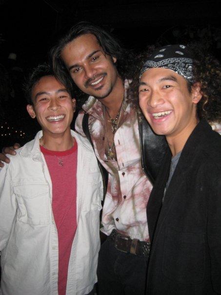 Pua Matador And Brian, Matador