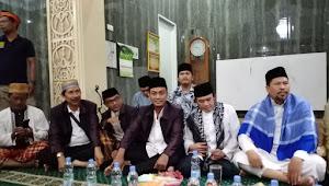 H Rhoma Irama Hadiri Peringatan Maulid Nabi Muhammad SAW di Masjid Attaufuqul Mubarok Muara Angke Pluit