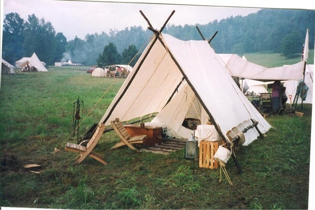 For long term living Iu0027d choose a 12x12 hunters tent with double tipi doors and a stove pipe hole. & twokniveskatie: Favorite tents