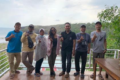 CSR BI Explore Wisata Pacitan, Salini Rengganispun Menjadi Artis Pemeran di Ngiroboyo.