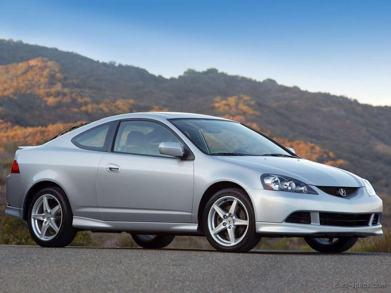 2002 Acura RSX Type-S Specifications, Pictures, Prices