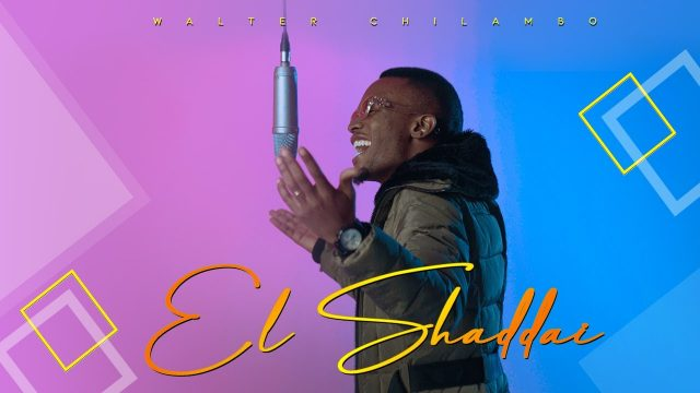 VIDEO   Walter Chilambo – El Shaddai (H_art the band Cover)