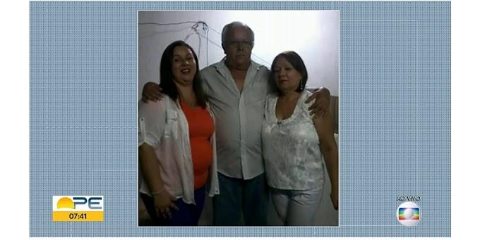 Morrem pai, mãe e filha por Covid-19 em Jaboatão dos Guararapes