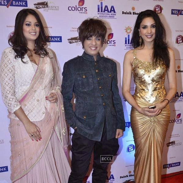 Rohit Verma at the International Indian Achievers Awards event, held at Filmcity in Mumbai. (Pic: Viral Bhayani)