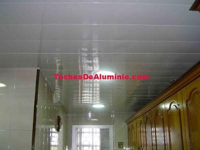 Precios economicos Montajes Techos Aluminio Madrid
