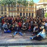 Noviembre 2014 - 3º de ESO en el centro histórico