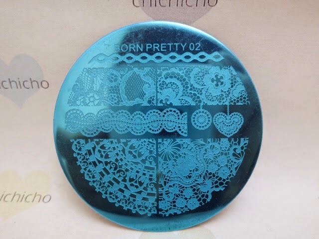 ... Stamping Plate - Born Pretty Store Review | chichicho~ nail art