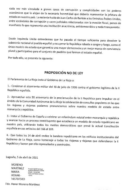 Documento PNL IU La Rioja