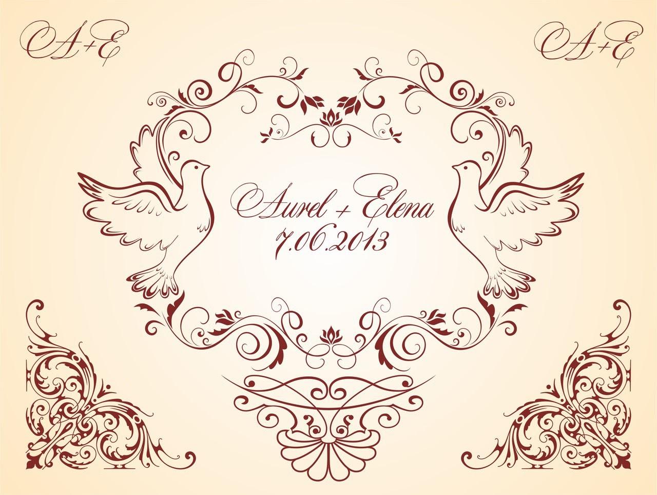 Свадебные картинки для баннера
