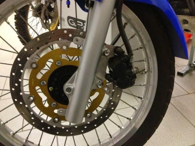 Bremsadapter -> 320mm