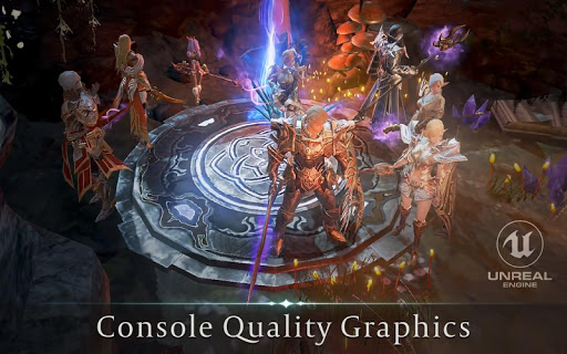 Lineage 2: Revolution 1.01.06 screenshots {n} 11