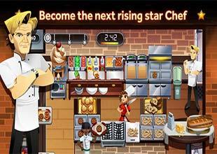 لعبة الطبخ Restaurant DASH