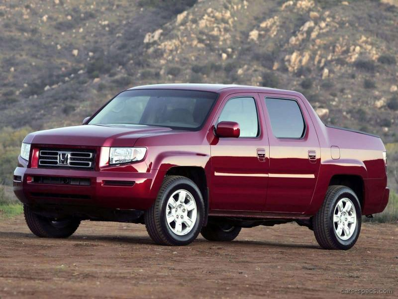 2007 honda ridgeline crew cab specifications pictures prices. Black Bedroom Furniture Sets. Home Design Ideas