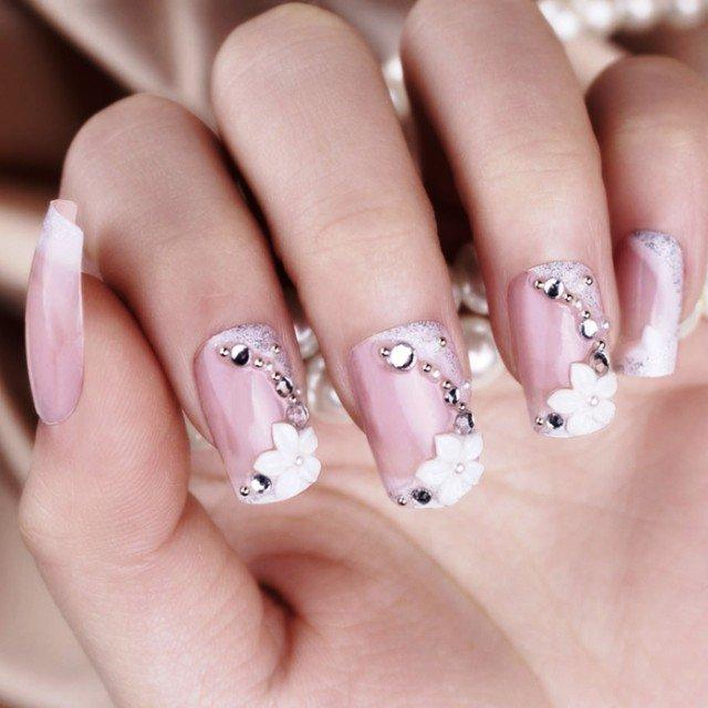REGAL WEDDING NAIL WORKMANSHIP IS HERE IN 2019 2
