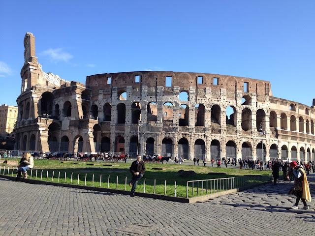 Colosseum'da