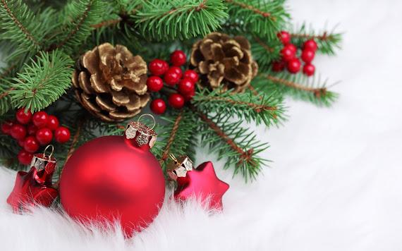 besplatne Božićne pozadine za desktop 1920x1200 free download kuglice za bor šiške čestitke blagdani Merry Christmas