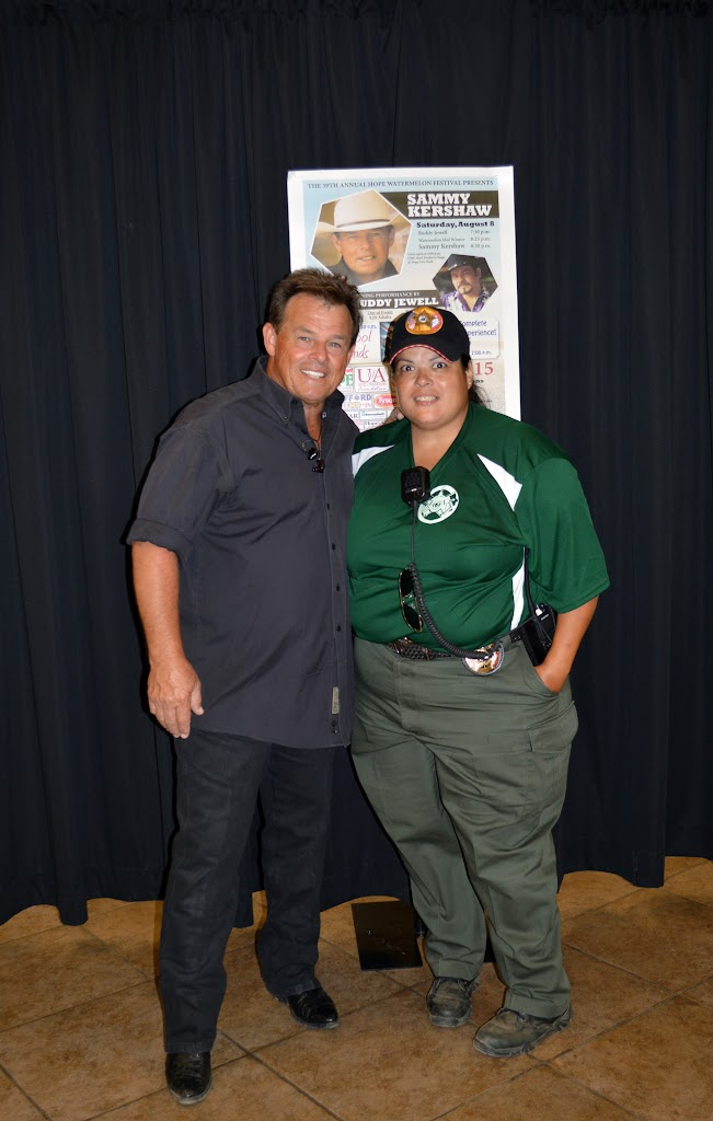 Sammy Kershaw/Buddy Jewell Meet & Greet - DSC_8401.JPG
