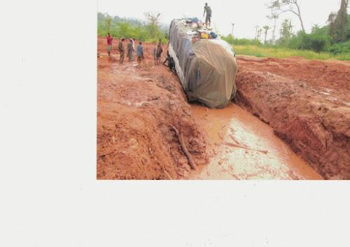 La route beni butembo tr s d labr e radio okapi for Route nationale 104