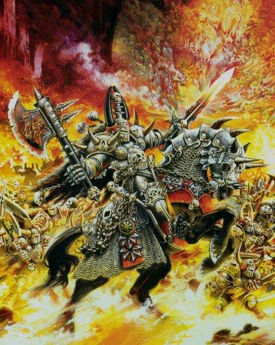 Warhammer Jo, Magick Warriors 2