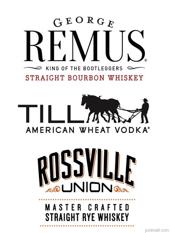 TILL® American Wheat Vodka, George Remus® Bourbon Whiskey and Rossville Union Rye Whiskey Launch in Texas with RNDC