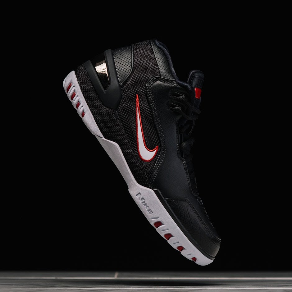 NIKE LEBRON  LeBron James Shoes  Nike Air Zoom Generation Black and White Retro Release Date