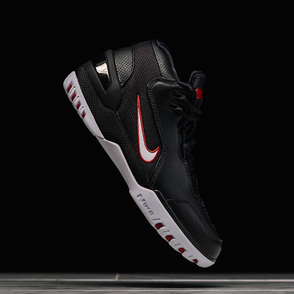 Nike Air Zoom Generation Black and White Retro Release Date