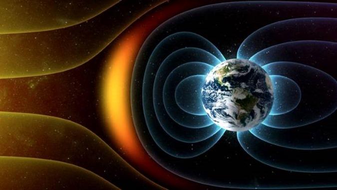 fenômeno magnético catastrófico pode tornar grandes áreas da Terra inabitáveis