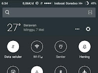 Download Sistem IU Lenovo A1000 Ori Transparant dan 4G Replace Gratis