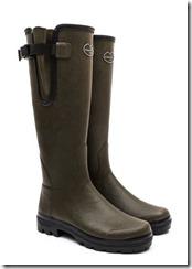 Le Chameau Wellington Boots